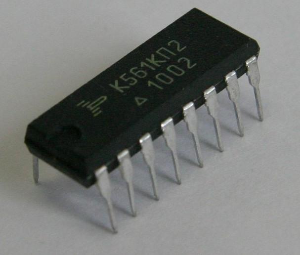 Микросхемы серии 561
